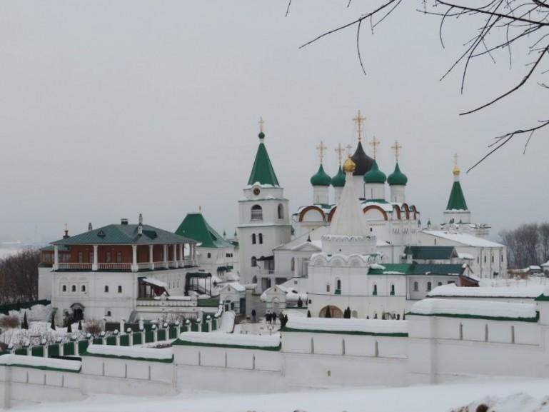 Monastery in Nizhny Novgorod
