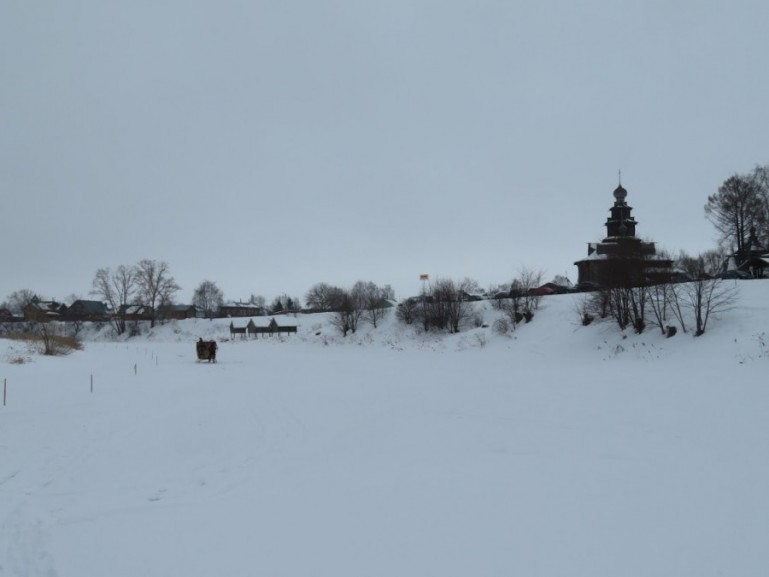 Kamenka river