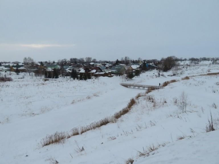 Views over Suzdal Russia