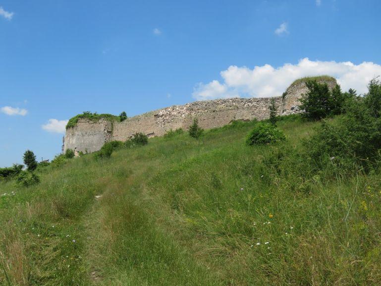 Ostravica castle