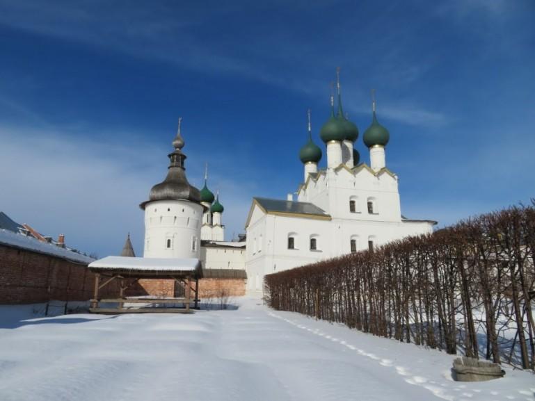 Rostov Veliky kremlin