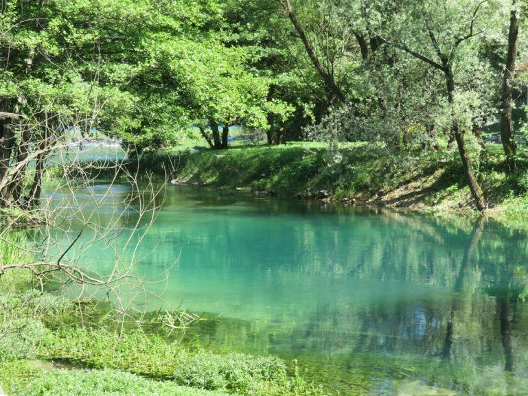 Una National Park in Bosnia: a travel guide