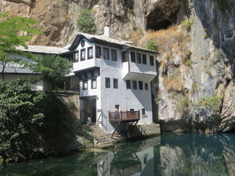 Blagaj Tekke near Mostar