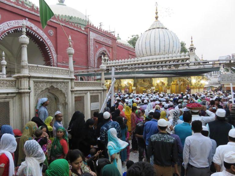 Shrine of Nizamuddin Auliya