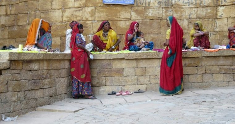 Backpacking Rajasthan India: a travel guide