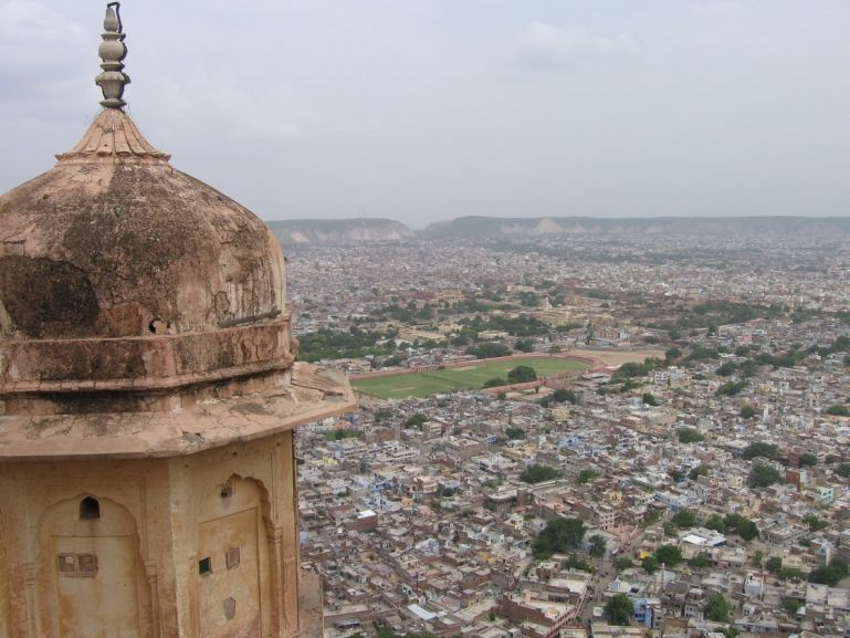 Views from Nahargarh fort
