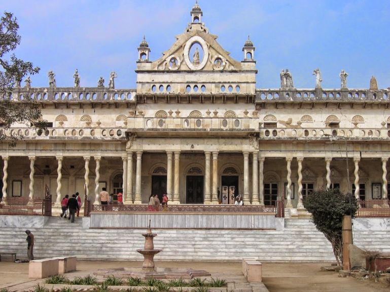 Temple in Mathura India