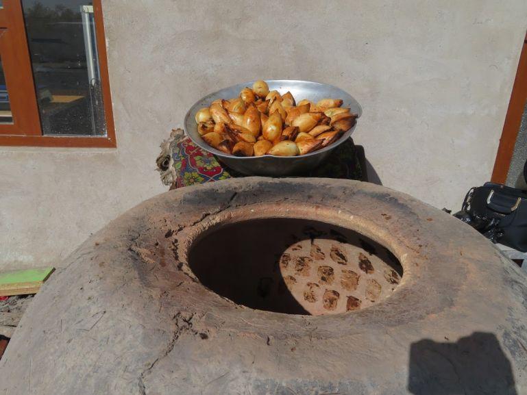 Tajik Sambusas are among the best foods in Tajikistan