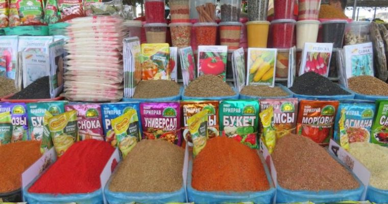 Tajik food guide: the best food in Tajikistan
