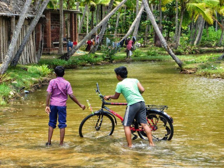 Kappil backwaters