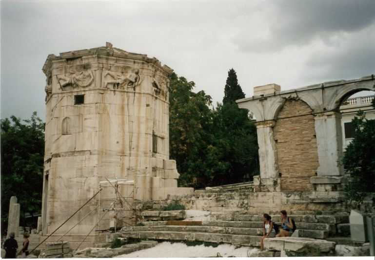 Athens is one of the best places to visit in mainland Greece