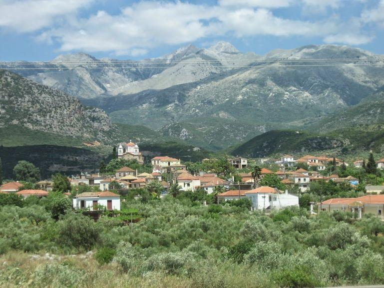 Chrani mountains
