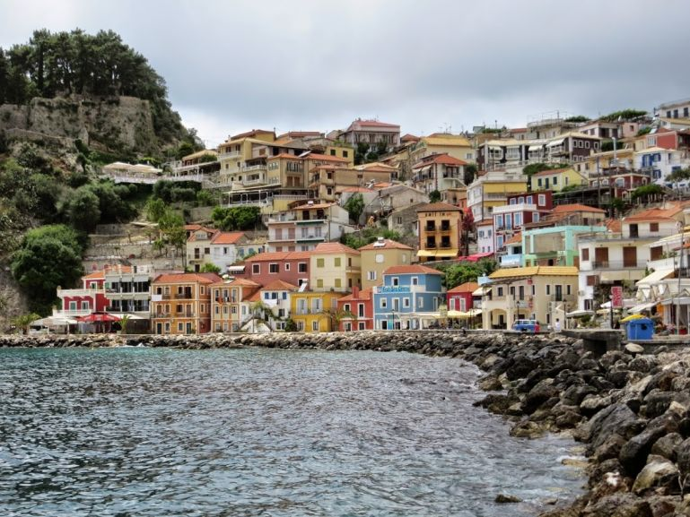 Parga is one of the best places to visit in mainland Greece