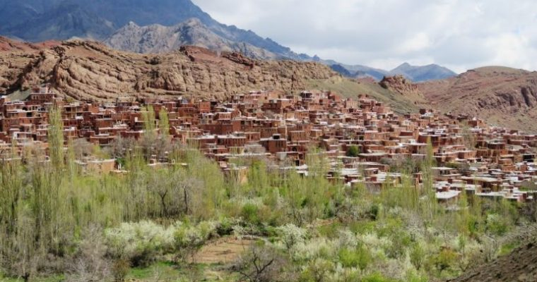 Abyaneh Iran: a day trip guide