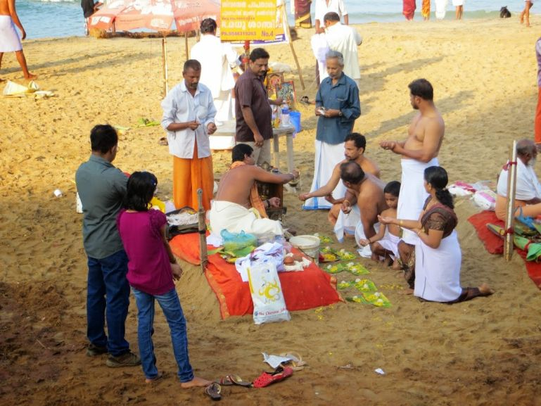 Varkala beach is among the top things to do in varkala