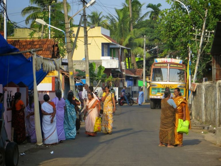 Fort Kochi in Kerala