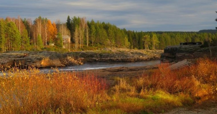 Why you should visit Lapland in October
