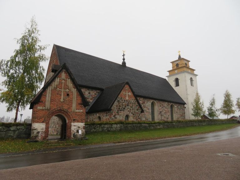 Nederlulea church