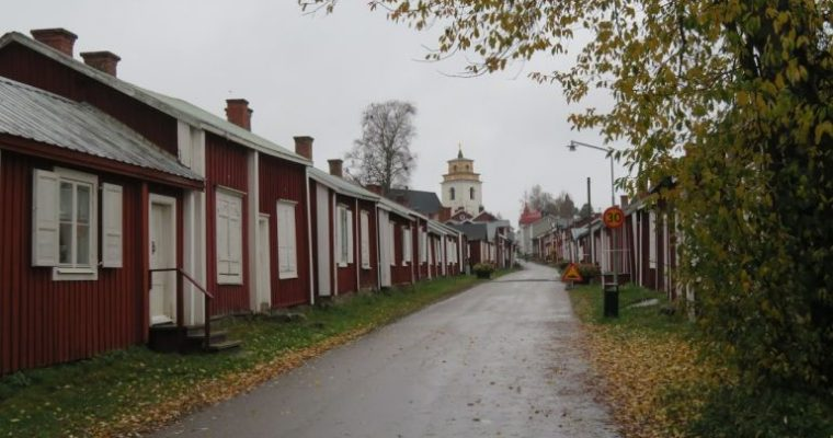 Gammelstad church town in Sweden: a travel guide