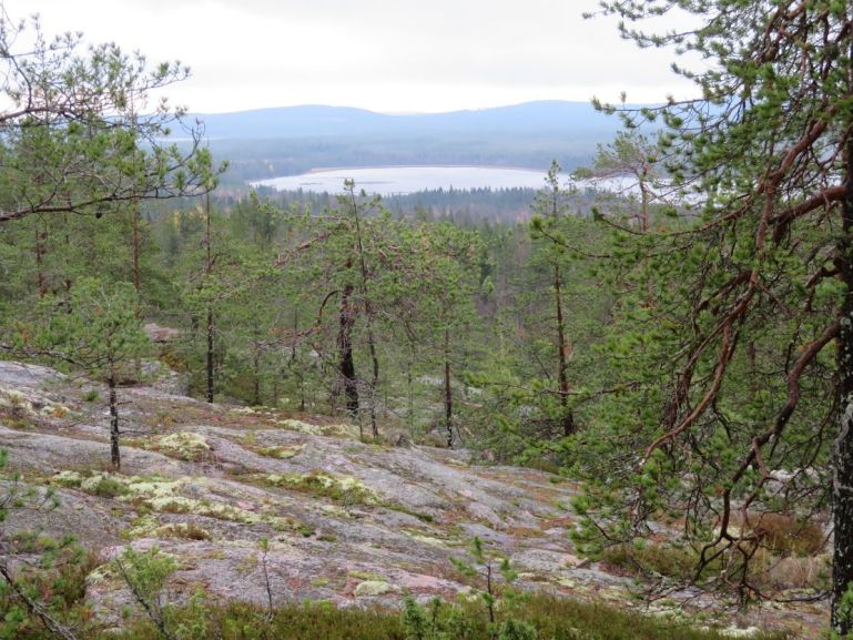 Balingeberget near Lulea is a great stop in your Lapland itinerary