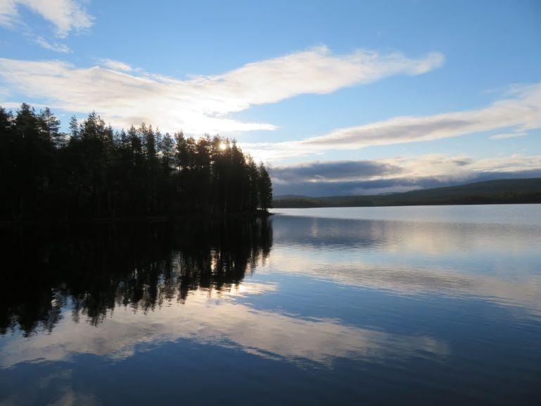 Skabram lake