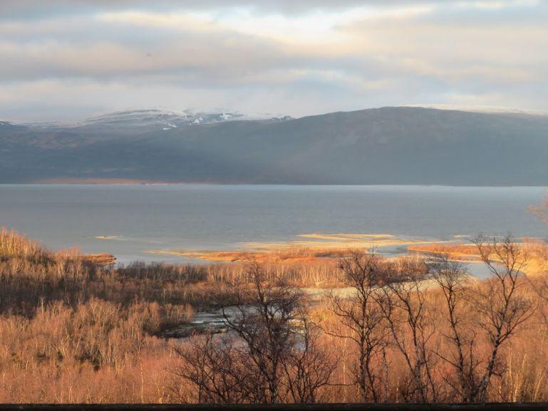 Lake Tornetrask