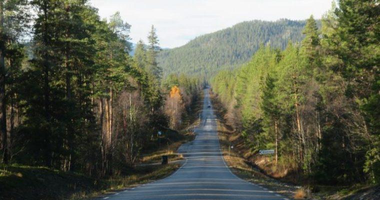 Swedish Lapland itinerary: a road trip