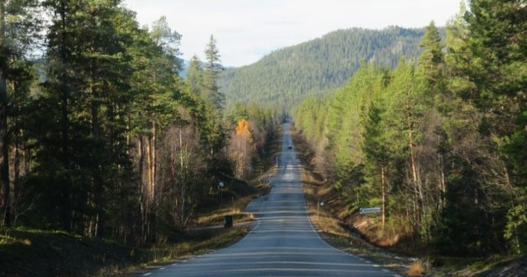 Swedish Lapland itinerary: a 2 week road trip