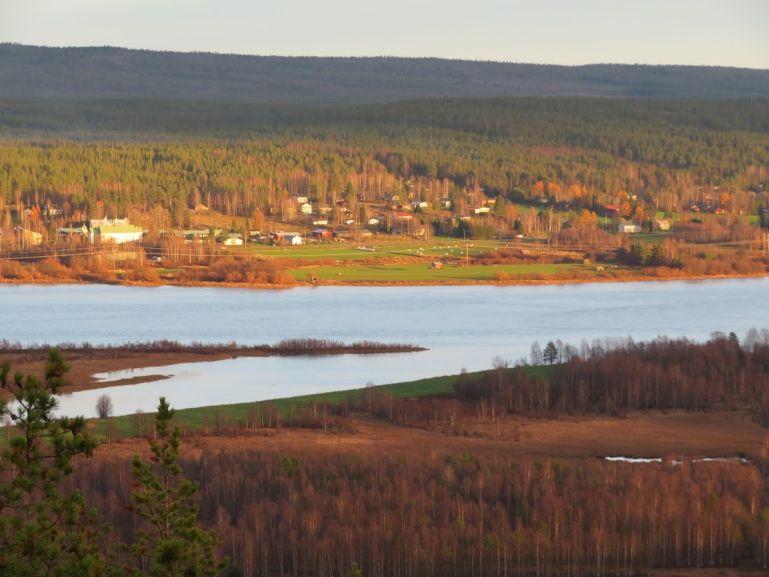 Torne valley Sweden