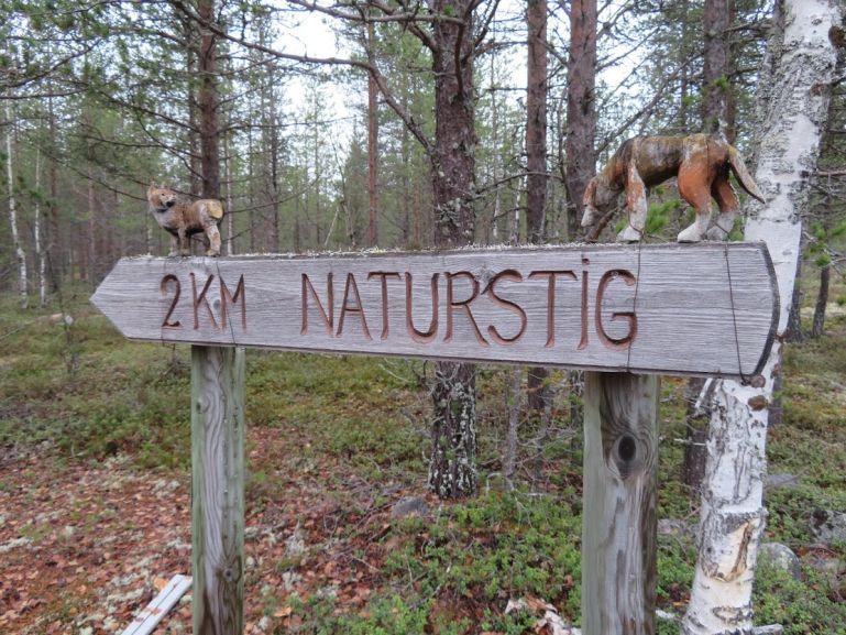 Blasberget nature trail