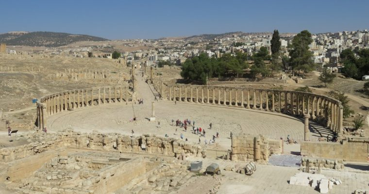 Amman to Jerash: a day trip guide
