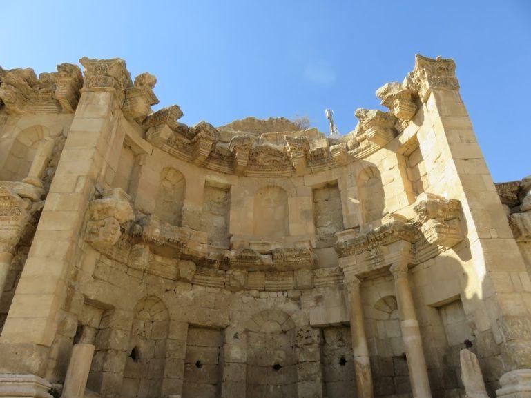 Nymphaeum Jerash Jordan