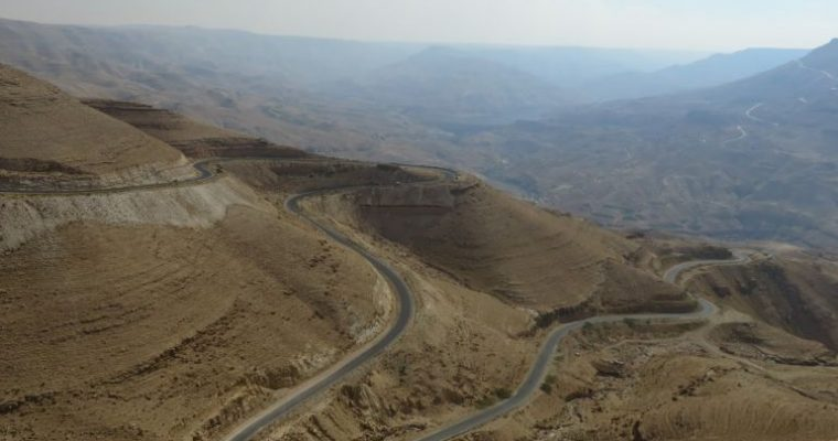 The Kings Highway Jordan: where to stop on your road trip