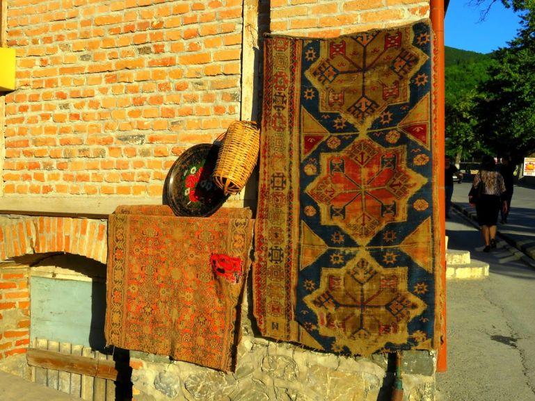 Arts and crafts in Sheki Azerbaijan