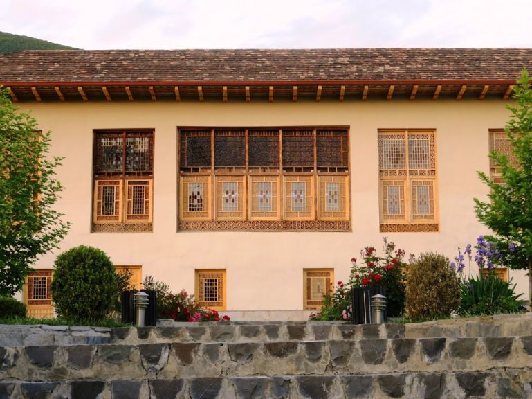 Winter palace of the Shaki Khans