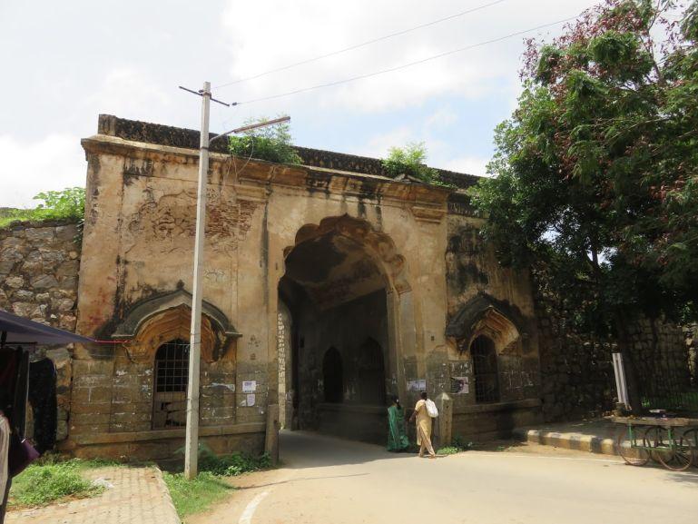 Srirangapatna fort in Srirangapatna Karnataka