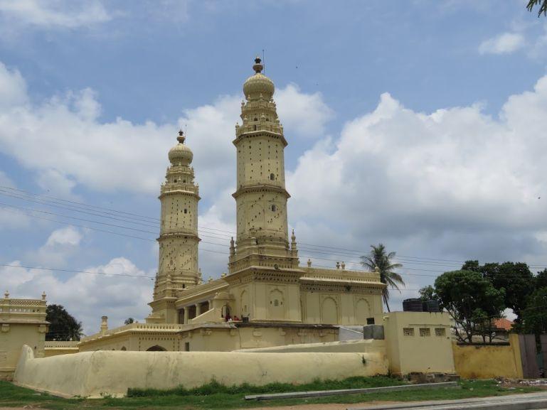 Jame masjid in Srirangapatna Karnataka