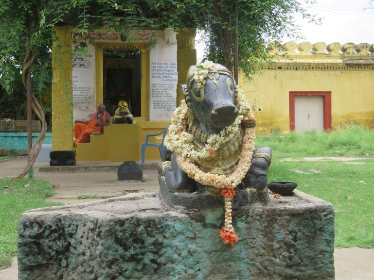 Ksanambhika devi temple in Srirangapatna Karnataka