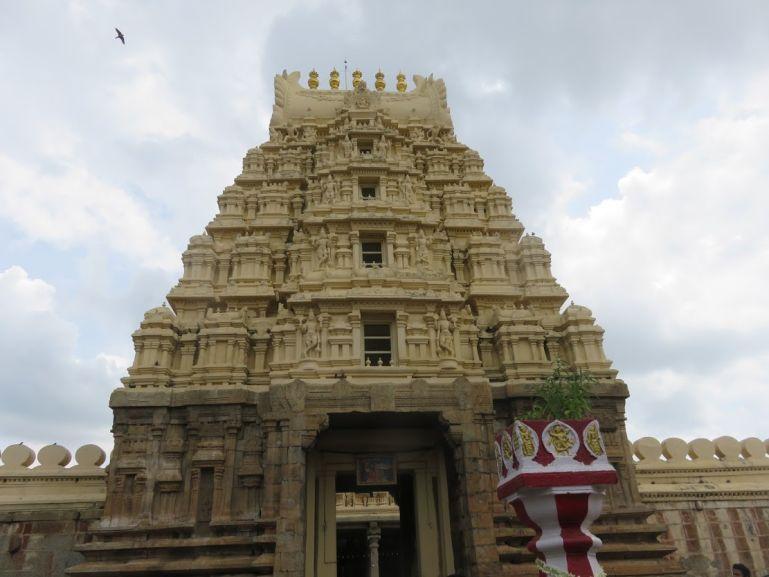 Sri Ranganathaswamy temple in Srirangapatna Karnataka