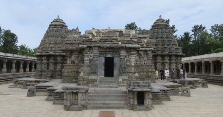 Somnathpur temple Mysore: a travel guide