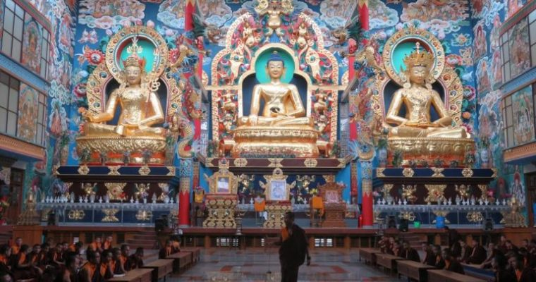 Bylakuppe Karnataka: a travel guide to little Tibet