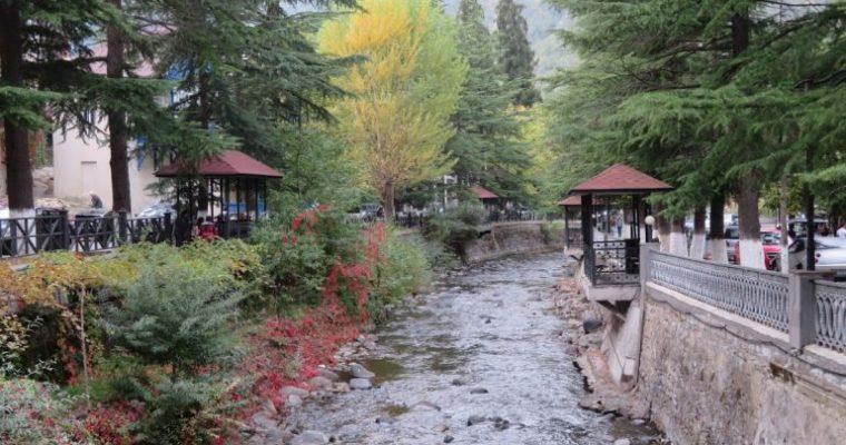 Top things to do in Borjomi Georgia