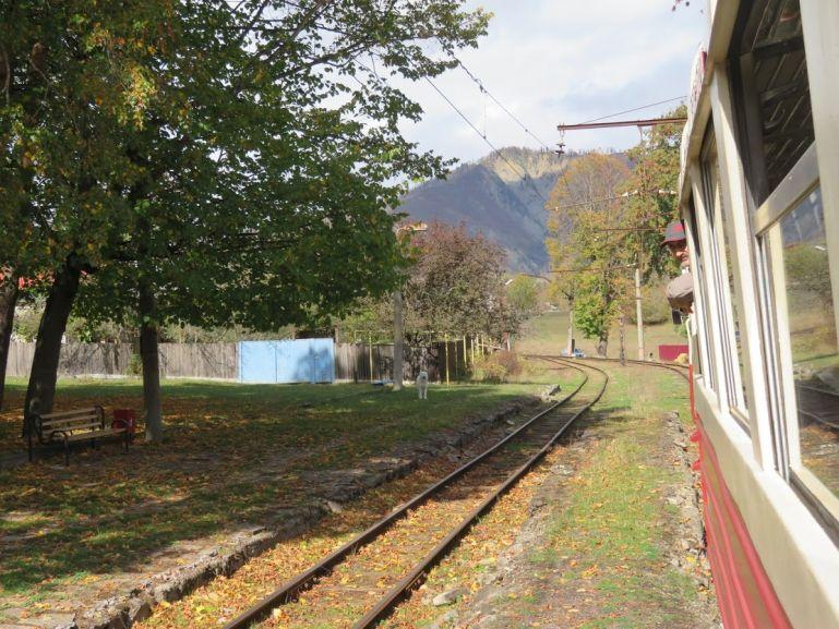 Kukushka train in Georgia