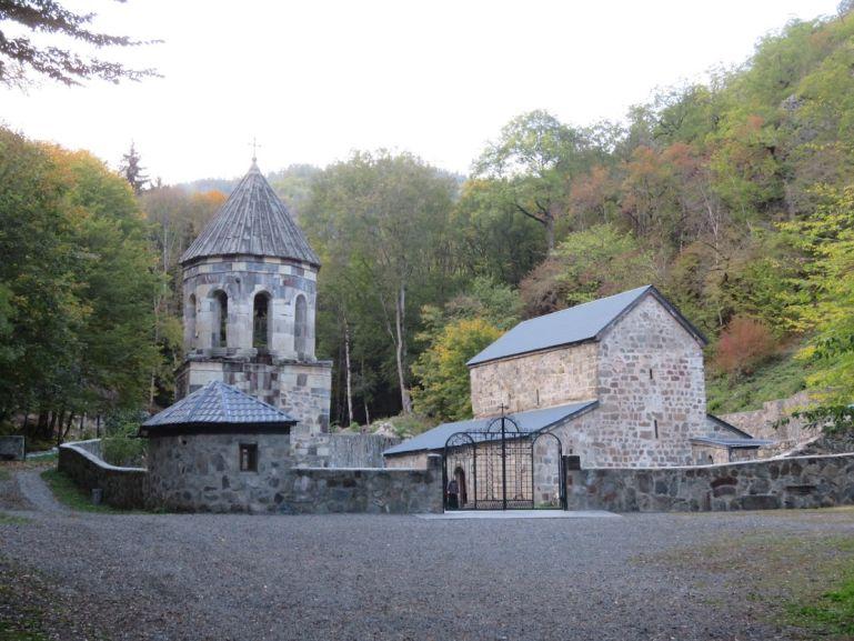 Mtsvane monastery