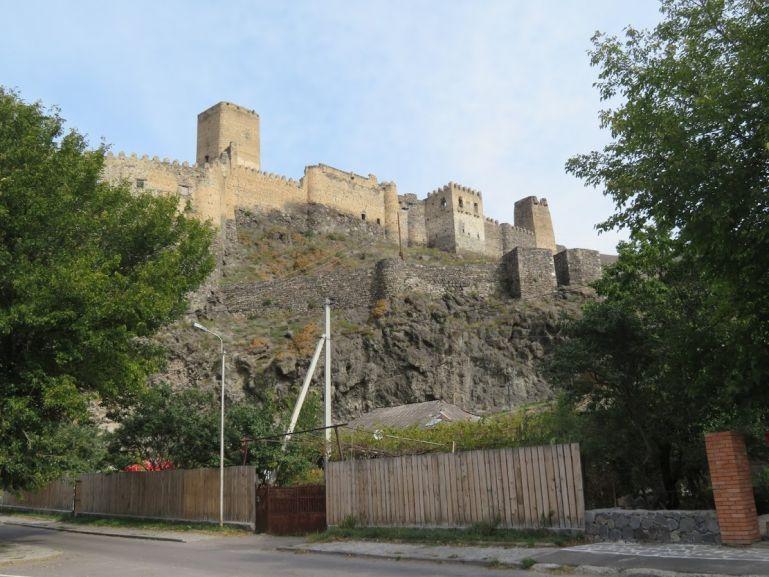 Khertvisi castle