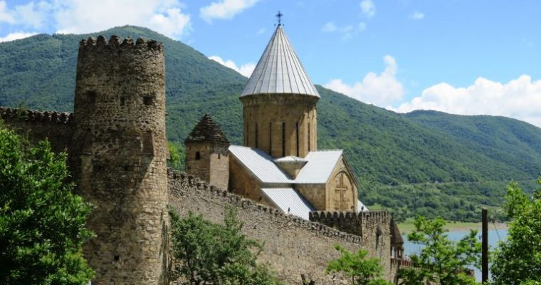 Monasteries in Georgia you should visit