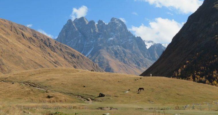 Juta Georgia and the Chaukhi mountains: a travel guide