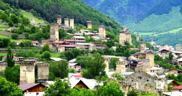 Things to do in Mestia: the gateway to Svaneti