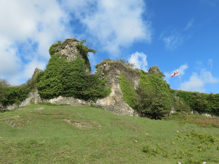 Rukhi castle Georgia